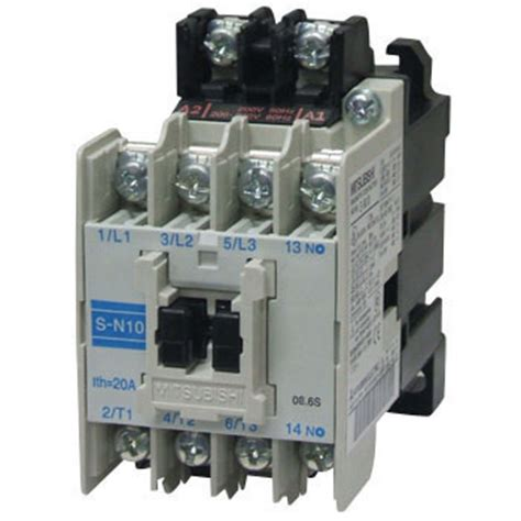 Contactor S Kr11 Mitsubishi contactor explained the electrical forum thailand