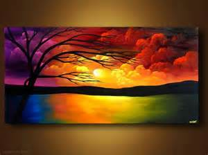 painting images sunrise paintings 13