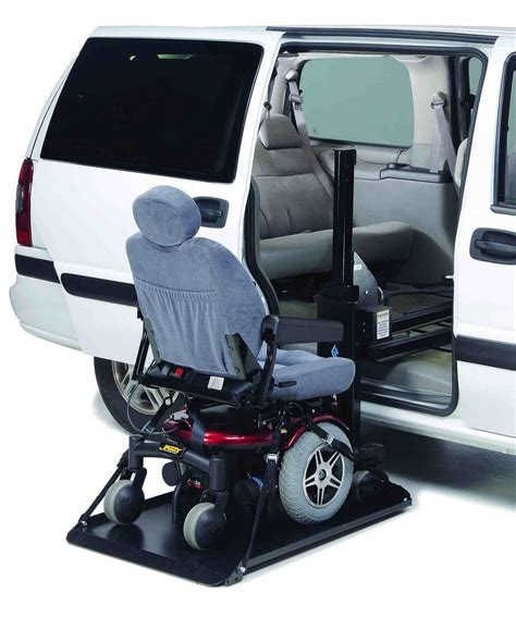 motorized wheelchair lift ricon wheelchair lifts