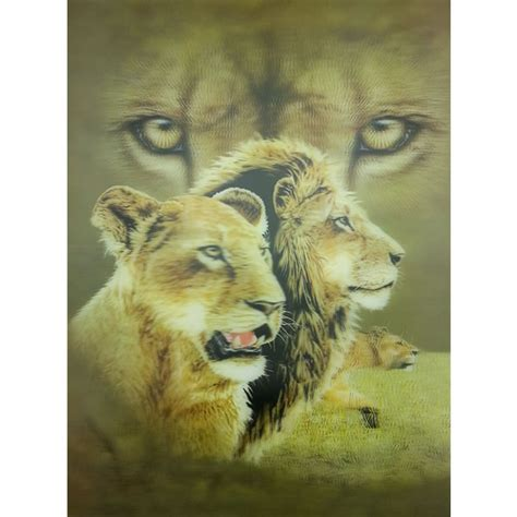 unicorn lenticular 3d picture animal poster painting home new lion lenticular 3d picture animal poster painting home