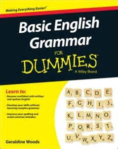 Barnes Noble Classics Basic English Grammar For Dummies By Geraldine Woods