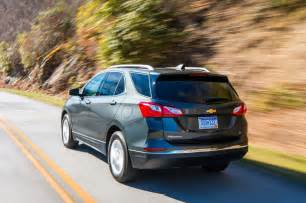 2018 chevrolet equinox drive review automobile