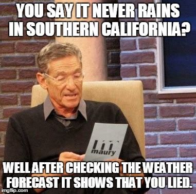 Southern Memes - the lie detector weather forecast imgflip