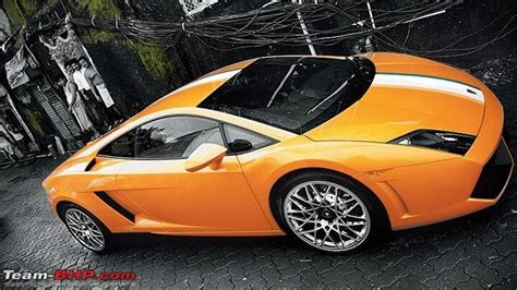 Lamborghini Gallardo Price India Lamborghini Gallardo Lp550 2 Quot India Limited Edition