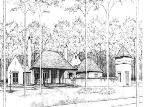 Ken Tate House Plans Ken Tate Projects Ken Tate Architect Creole Compound Plans Ken Tate House Plans