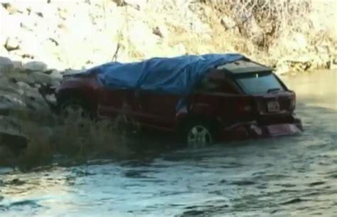 baby miraculously alive in car sunk in utah river cnn utah angler discovers baby girl in freezing river