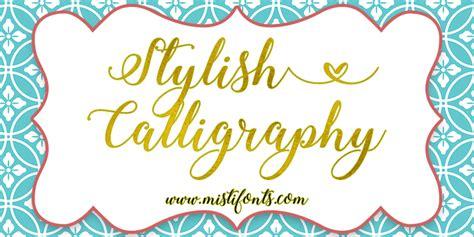 calligraphy font stylish calligraphy font dafont