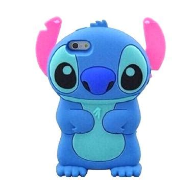 3d Stitch Iphone 5 5g 5s Iphone5 Karakter Lilo Softcase Soft jual kartun karakter stitch softcase 3d casing for