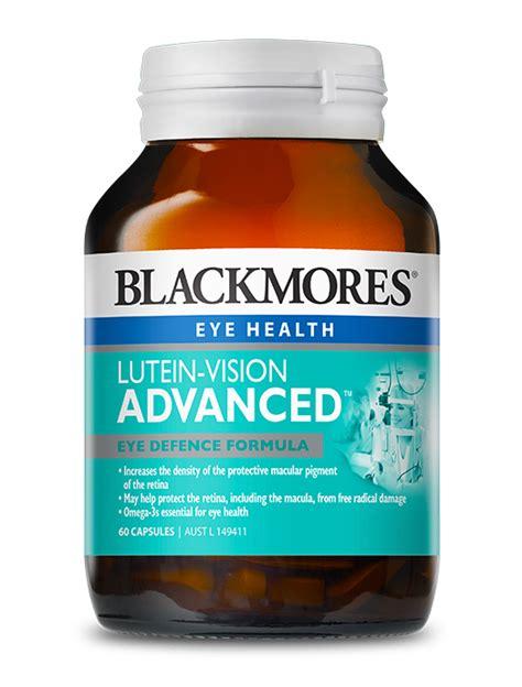 Blackmores Lutein Vision Jual Vitamin Mata lutein vision advanced blackmores
