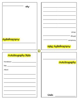 vocabulary trading card template autobiography trading cards template lesson and scoring