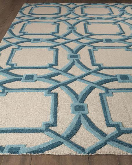 global views interlaced arabesque rug 9 x 12