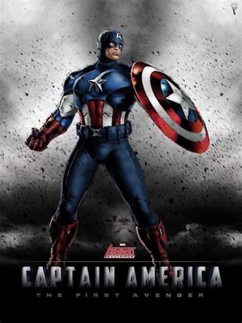 film captain america marvel captain america marvel avengers alliance poster by p db