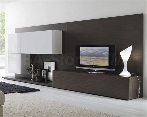 white and black wooden cabinet with rectangle flat screen