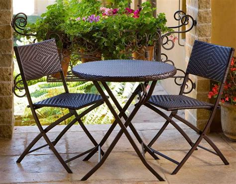 patio furniture table and chairs 3 discount rattan patio furniture for outdoor restaurant