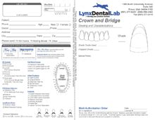 dental office receipt template business forms invoice forms and receipt printing