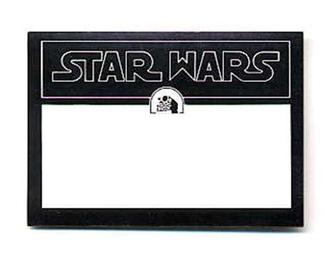 printable star wars name tags star wars press crew name tag star wars collectors archive