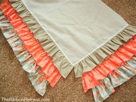 Ruffle Crib Skirt Tutorial by 25 Unique Ruffled Crib Skirts Ideas On Crib