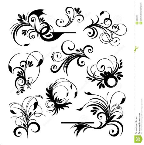 royalty free vector ornamental with 343155995 stock style ornaments vector royalty free stock photos image