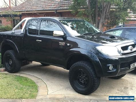 2010 Toyota For Sale Toyota Hilux For Sale In Australia