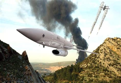 kratos utap  mako unmanned combat aerial vehicle ucav