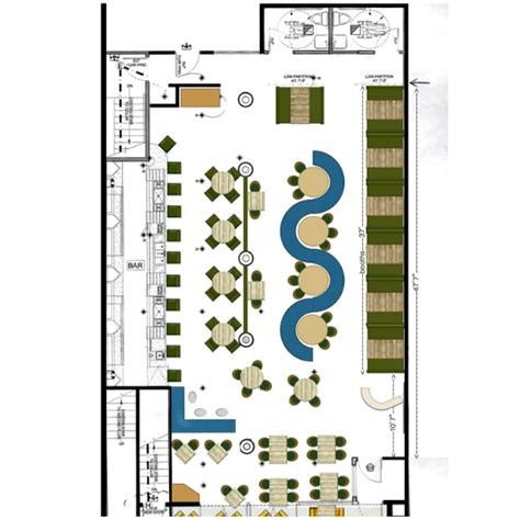 Dining Room Layouts restaurant plan layouts amp tips alacritys