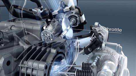 funcionamento motor boxer bmw   gs slow motion youtube