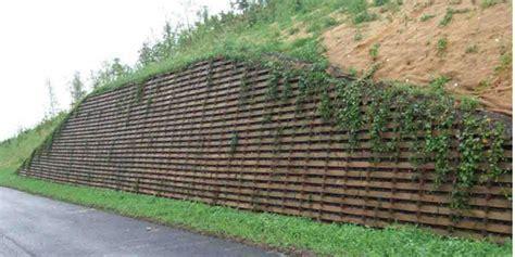 Timber Crib Retaining Wall by Permacrib Ireland Bba Certified Timber Crib Retaining
