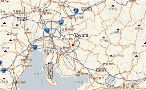 Toyota Locations Toyota Location Guide