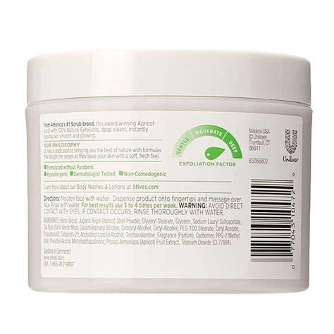 In Jar St Ives Fresh Skin Apricot Scrub buy st ives fresh skin exfoliating apricot