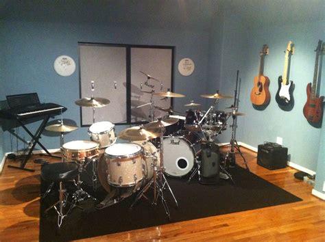 drum room new house new drum room