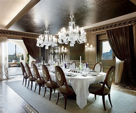 luxurious dining rooms the world s most expensive penthouse 305 million