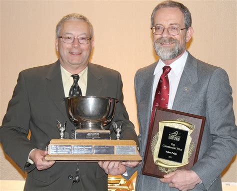Top Whitfly awards annual wings banquet brton flight centre