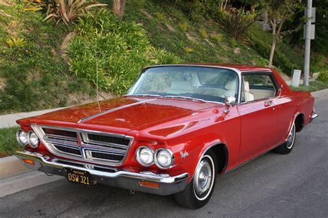 old chrysler 1964 chrysler 300k the vault classic cars