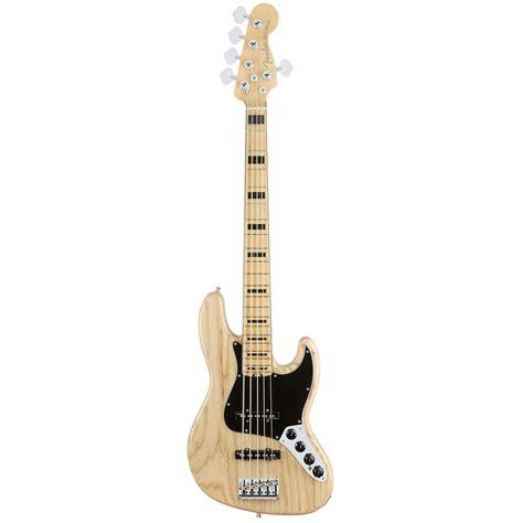 Gitar Bass Fender Jazz Bass 159 fender american elite jazz bass v ash mn na 171 electric bass guitar