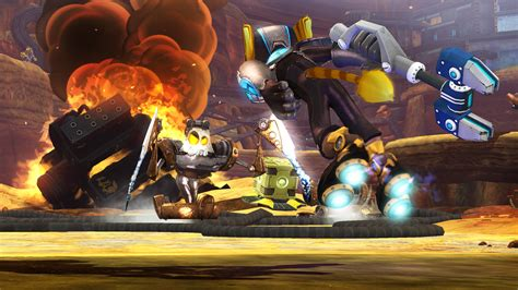 Diskon Ps4 Ratchet And Clank R1 staff ratchet and clank roundup pixlbit