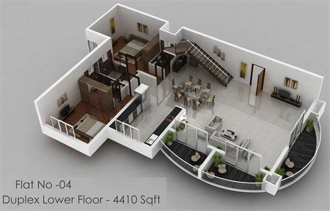 duplex home design plans 3d solitaire luxury apartments in hathill mangalore