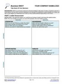 swot analysis worksheet template this business swot analysis worksheet provides top notch