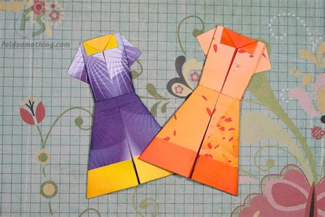 how to make an origami dress how to fold an origami five point pattern crafts