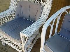 How To Restore Wicker Patio Furniture by How To Restore Outdoor Wicker Furniture Ehow