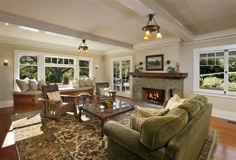 Craftsman Style Home Interiors by Popular Home Styles For 2012 Montecito Real Estate