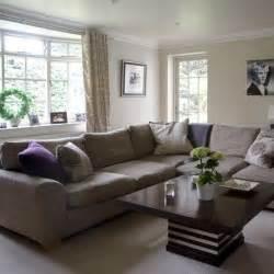 Grey Sofa Living Room Monty Retro Tv Unit Up Grey Walls Grey And The Purple