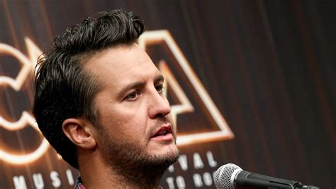 Thanks Fans For Their Prayers by Luke Bryan Thanks Fans For Their Prayers After His Niece