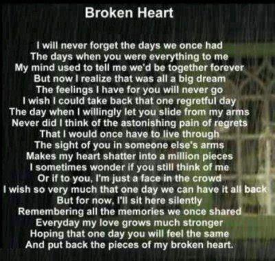 feeling of broken desicomments