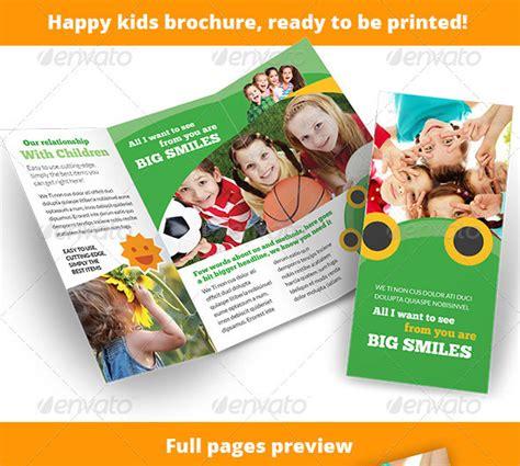 24 Kindergarten Brochure Templates Free Premium Templates Parent Brochure Templates