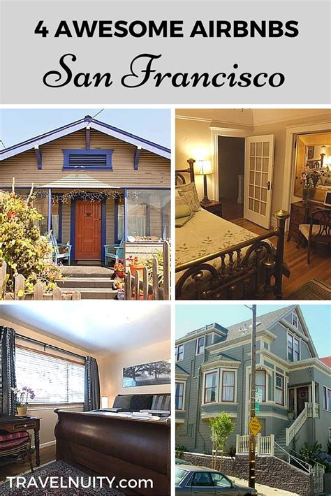 best airbnbs in san francisco 4 awesome airbnbs to stay at in san francisco whether you
