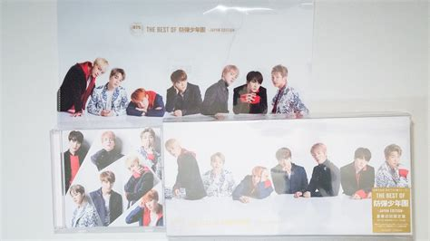 download mp3 bts wake up album unboxing bts the best of bts japanese edition normal