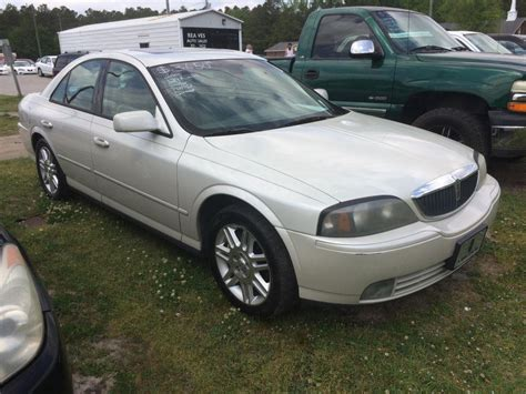 lincoln ls v8 for sale 2005 lincoln ls v8 for sale 92 used cars from 2 700