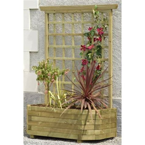buy a planter wall wooden planter 130 trellis buy wall wooden