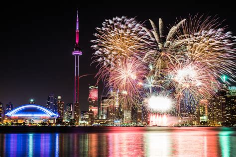 toronto new years fireworks the explosive start toronto fireworks olg fireworks at tor flickr