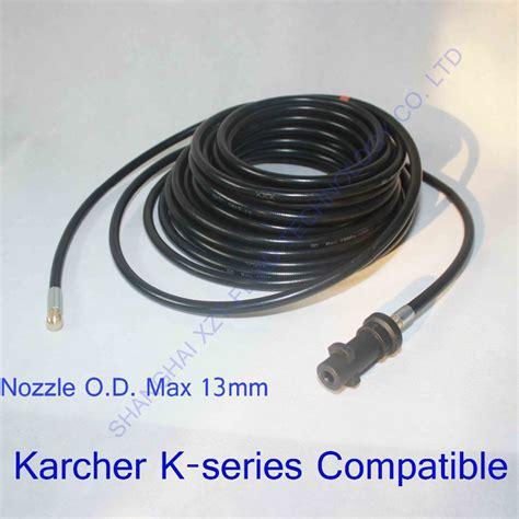 Sale Magic X Hose 7 5 Meter 25 Selang Taman Dan Rumah aliexpress buy karcher k1k2k3k4k5k6k7 25 7 5mx16mpa 2300psi l04 drain cleaning hose